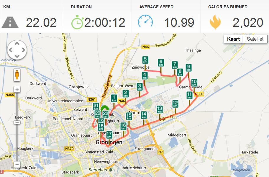 20130625 22km loop
