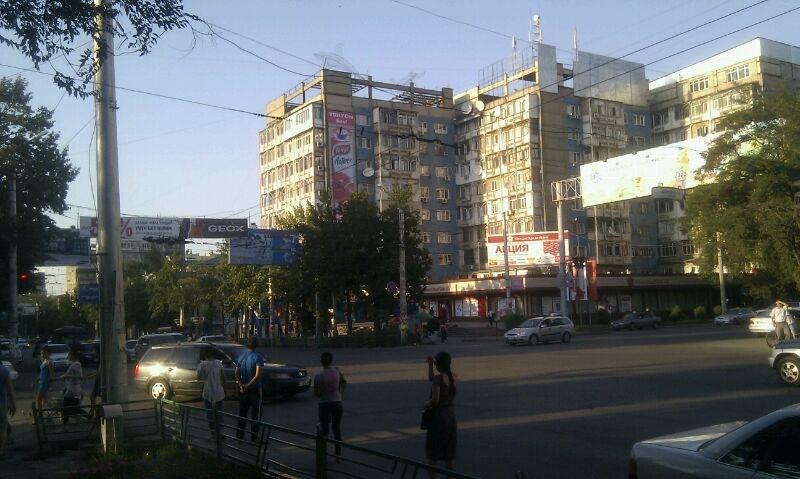 Istanbul & arrival Bishkek Thijmen | Lenin Peak Expedition